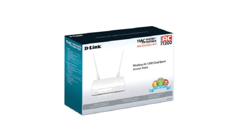 Bảng giá Wireless Access Point AC1200 D-Link DAP-1665 Phong Vũ