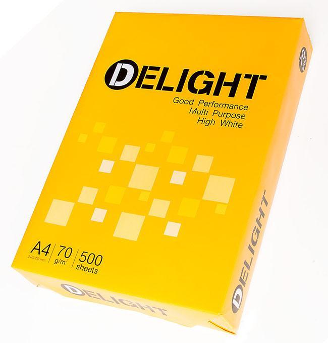 Mua Giấy A4 Delight định lượng 70gsm - 500 tờ