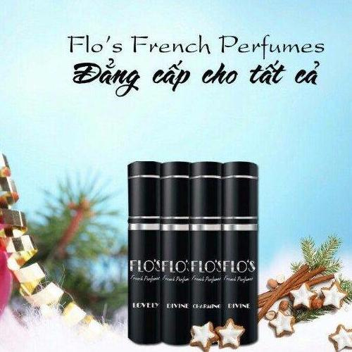 Nước hoa Pháp Flo
