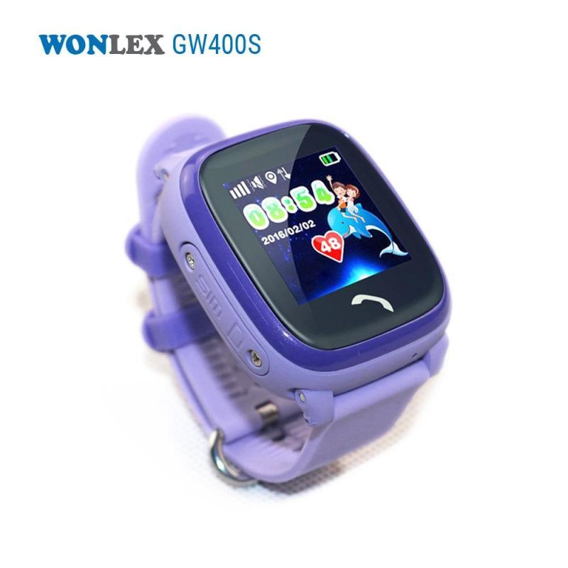 Wonlex GW400S [Chống nước IP67] Tím bán chạy