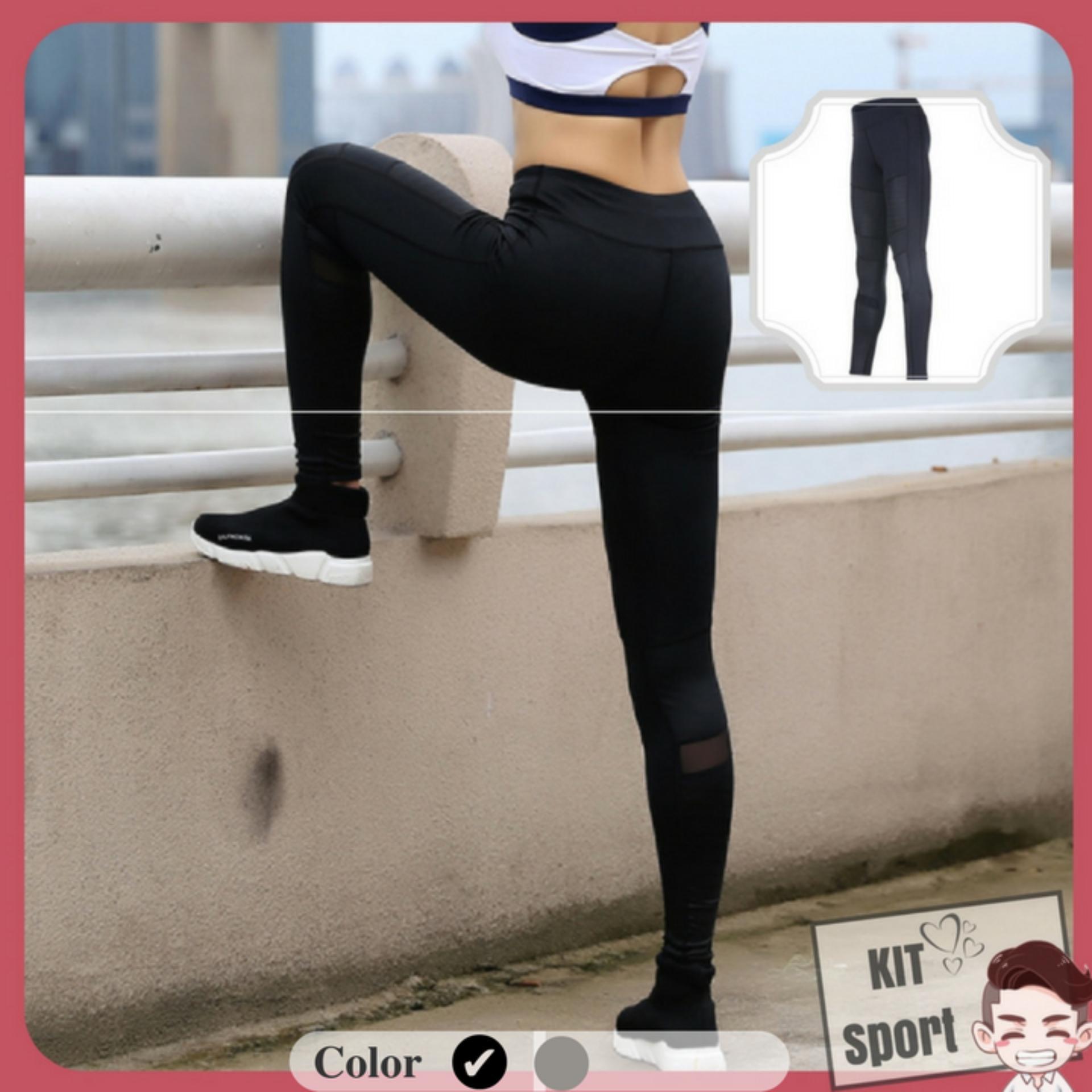 Mua Quần Dai Legging Thể Thao Nữ Instant Plus Hiệu Vansydical Hang Nhập Khẩu Đồ Tập Quần Ao Gym Thể Dục Thể Hinh Yoga Kit Sport Rẻ Hà Nội