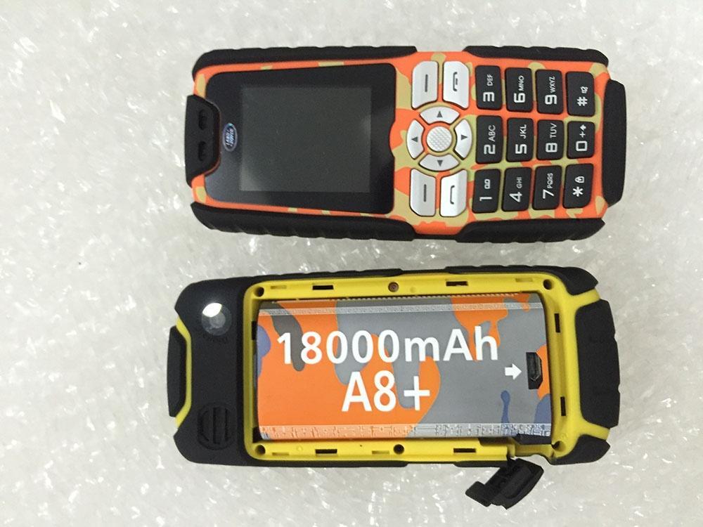 điện thoại Land Rover A8 + 5