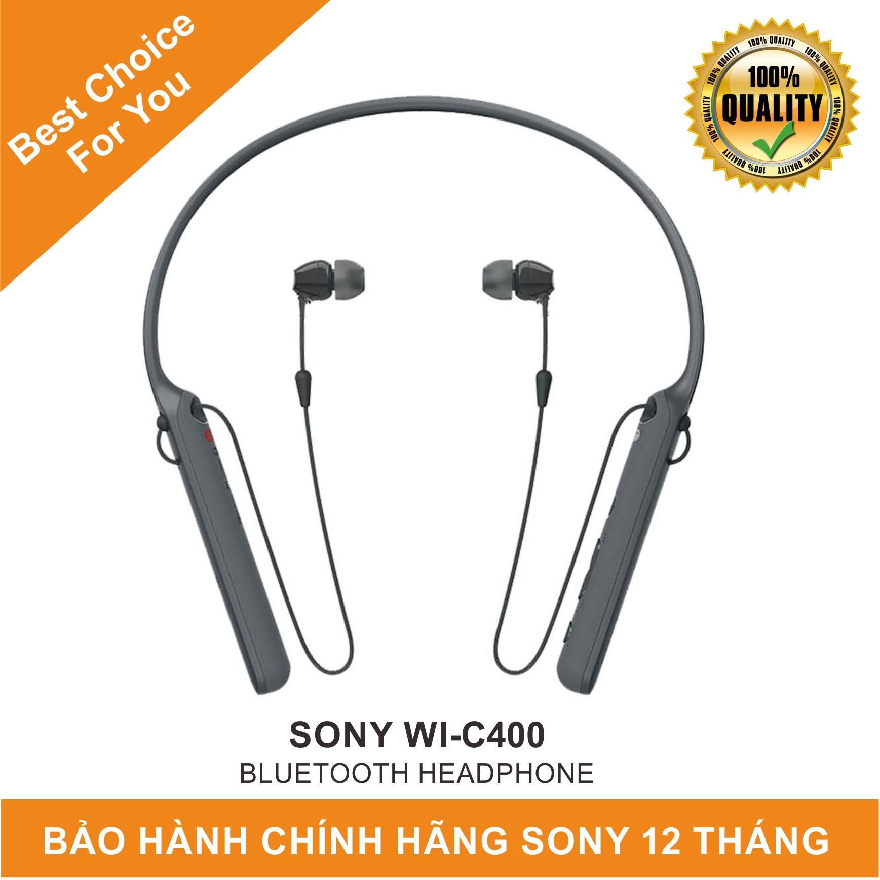 Giá Bán Tai Nghe Sony In Ear Khong Day Wi C400 Sony Trực Tuyến