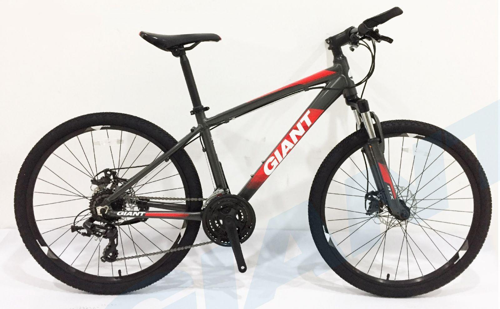 Xe đạp thể thao GIANT ATX 660 2019 (Xám đỏ)