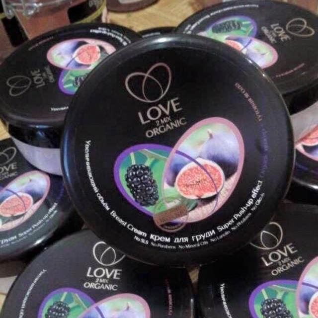 KEM NỞ NGỰC LOVE 2MIX ORGANIX NHẬP KHẨU CHÍNH HÃNG tốt nhất