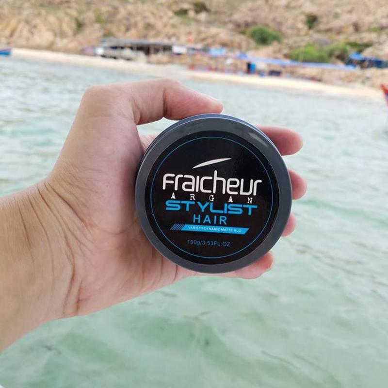 Sáp vuốt tóc Fraicheur 100g nhập khẩu