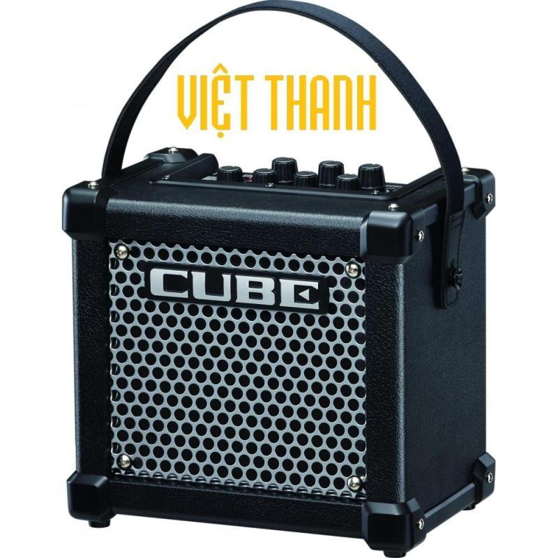 Loa Guitar Điện Roland Micro Cube GX , Có Đầy Đủ Hiệu Ứng Không Cần Fuzz , Kết Nối Với Điện Thoại , Ipad ...