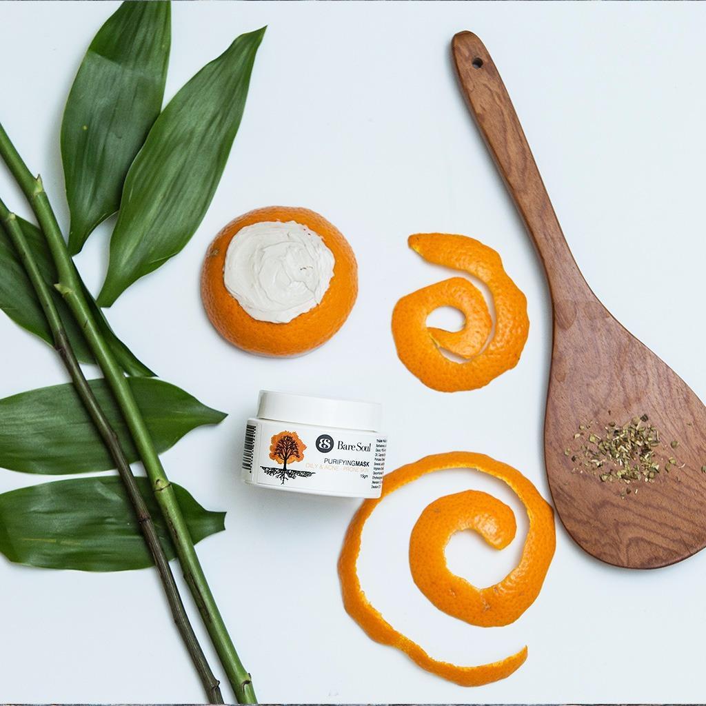 Bán Mặt Nạ Thanh Lọc Baresoul Da Dầu Va Da Mụn 15G Hang Chinh Hang Purifying Mask Oily Acne Prone Skin Rẻ Trong Việt Nam