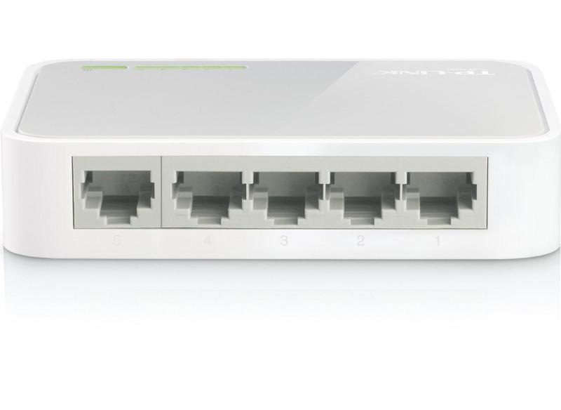 Bảng giá 5-Port 10/100Mbps Switch TP-LINK TL-SF1005D Phong Vũ