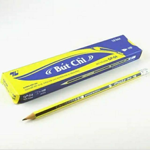 Mua 50 bút chì TL ( 5 hộp)