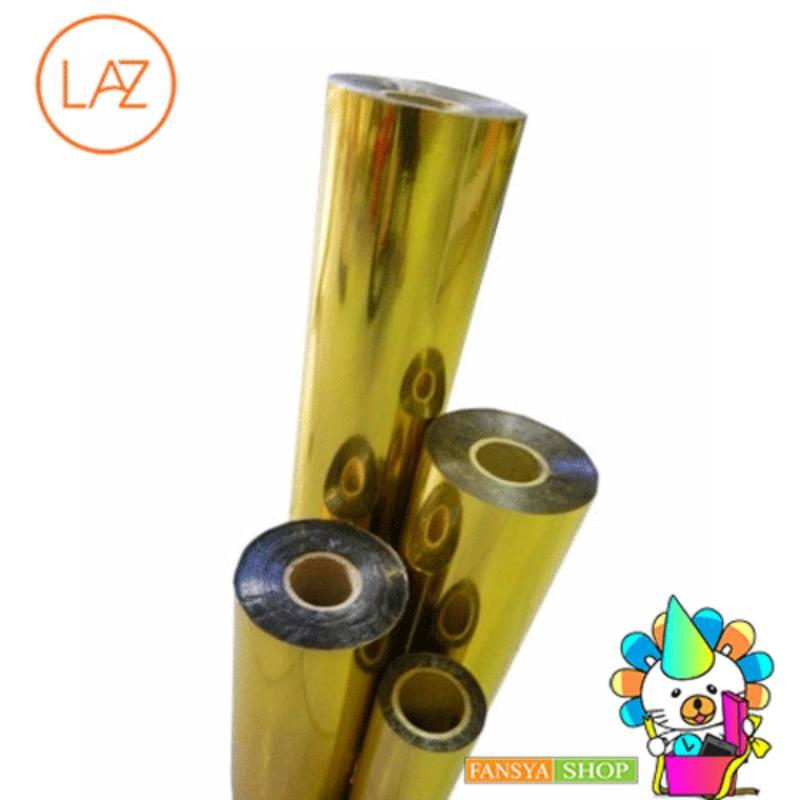 Mua Nhũ ép kim vi tính mạ vàng, bạc cao cấp khổ 21cm ( ngang) x 120m (dài)