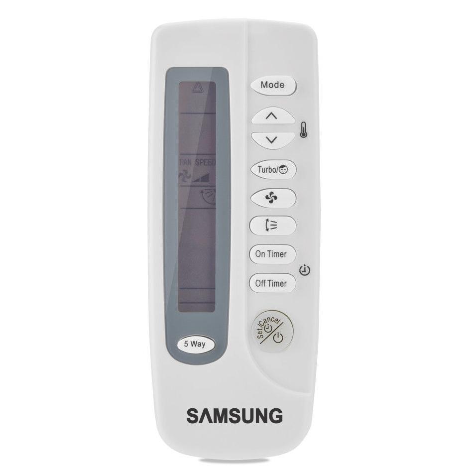 Hình ảnh Điều khiển điều hòa Samsung 1 chiều nhỏ