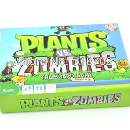 Hình ảnh Trò chơi Boardgame Planst vs Zombies game giái trí vui nhộn