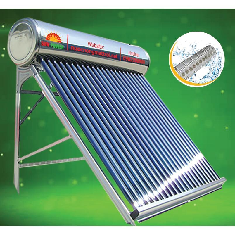 Hình ảnh Máy nước nóng năng lượng mặt trời lõi PPR 140 Lít