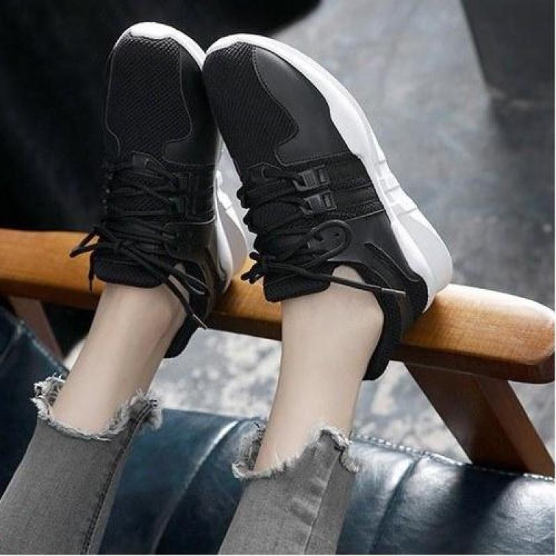 Giày thể thao nữ  sneaker cao cấp, êm mịn - S2007