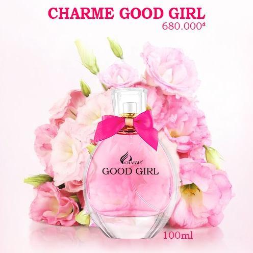Nước hoa Nữ Charme Good Girl EDP 100ml