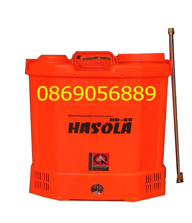 Hình ảnh Bình phun thuốc trừ sâu Hasola HD-20