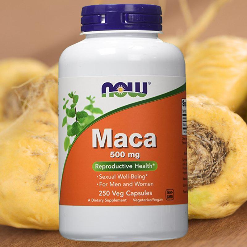 Sâm MACA tăng cường sức khỏe sinh lý nam nữ 250 viên cao cấp