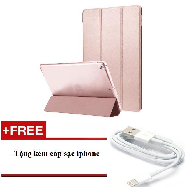 Mã Khuyến Mại Bao Da Cho Ipad Mini 123 Ipad Mini 4 Ipad Air Ipad Air 2 Ipad New 2017 Ipad 234 Ipad Pro 9 7 Tặng Kem Cap Sạc Iphone Hồ Chí Minh