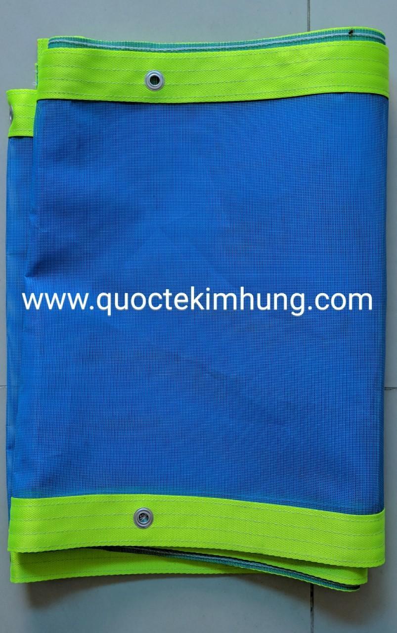 Lới khoen viền xanh 0.5m*3m