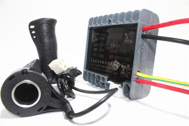 Hình ảnh ic điều tốc xe điện chở gạch 48-60v 1500w