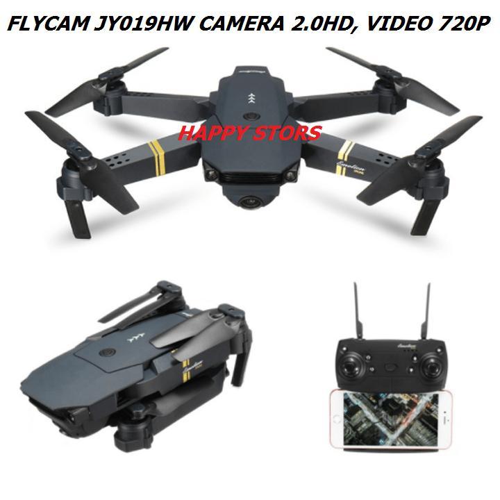 Hình ảnh Máy bay Flycam JY 019 (Eachine E58)- Camera 2.0 HD, video720P truyền trực tiếp, góc rộng