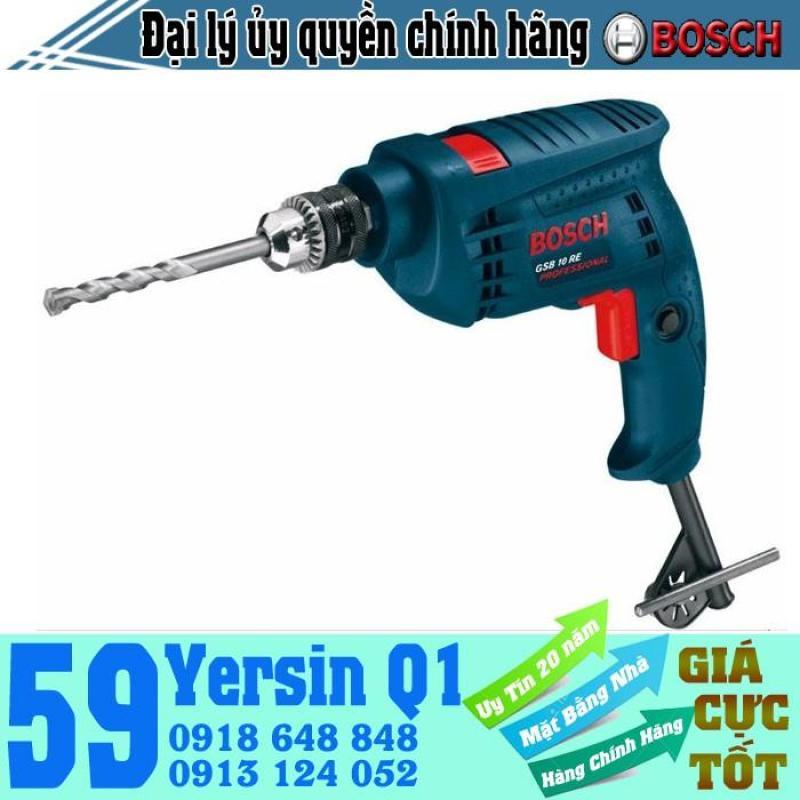 Máy Khoan Sắt Bosch GBM 10RE 450W