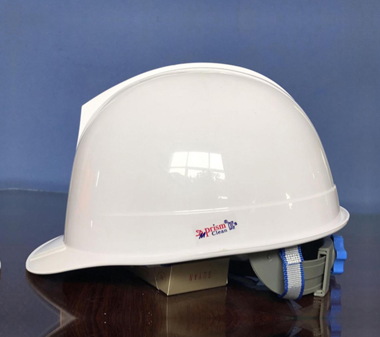 mũ bảo hộ Prism màu trắng | mũ bảo hộ lao động Hàn Quốc | mũ bảo hộ công trường | Mũ kĩ sư