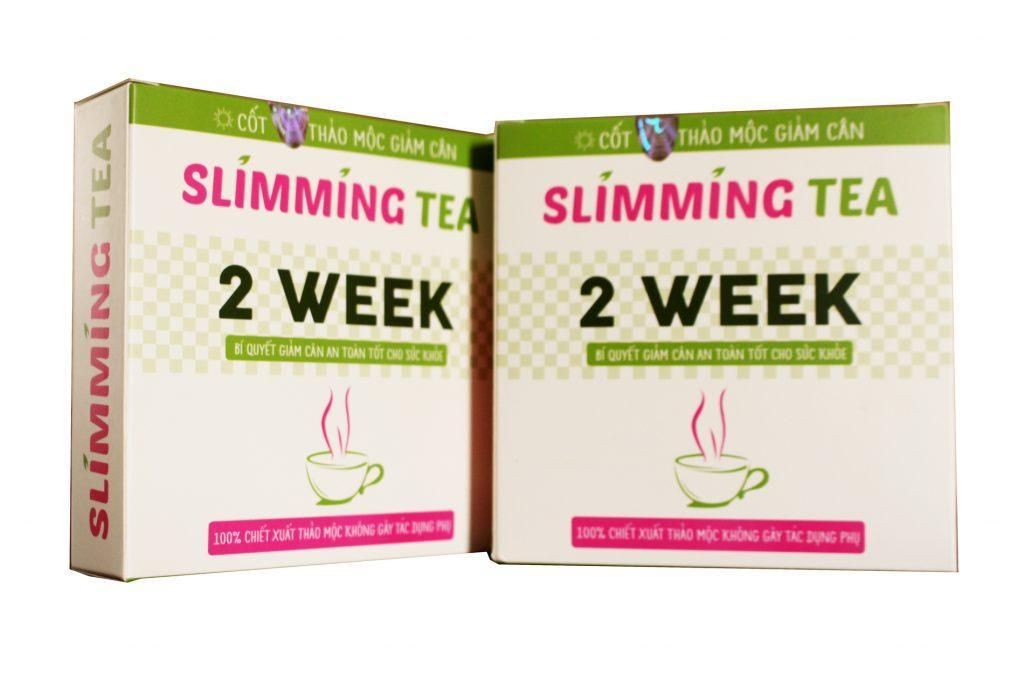 Bộ 2 Tra Thảo Mộc Giảm Can Slimming Tea Liệu Trinh 28 Ngay An Toan Hiệu Quả Slimming Tea Chiết Khấu 50