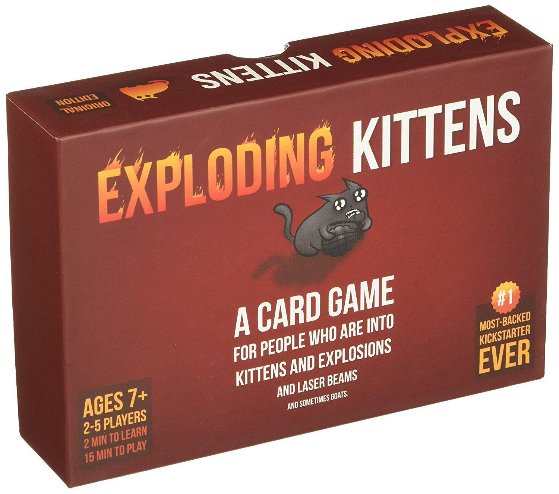 Hình ảnh Mèo Nổ - Exploding Kittens