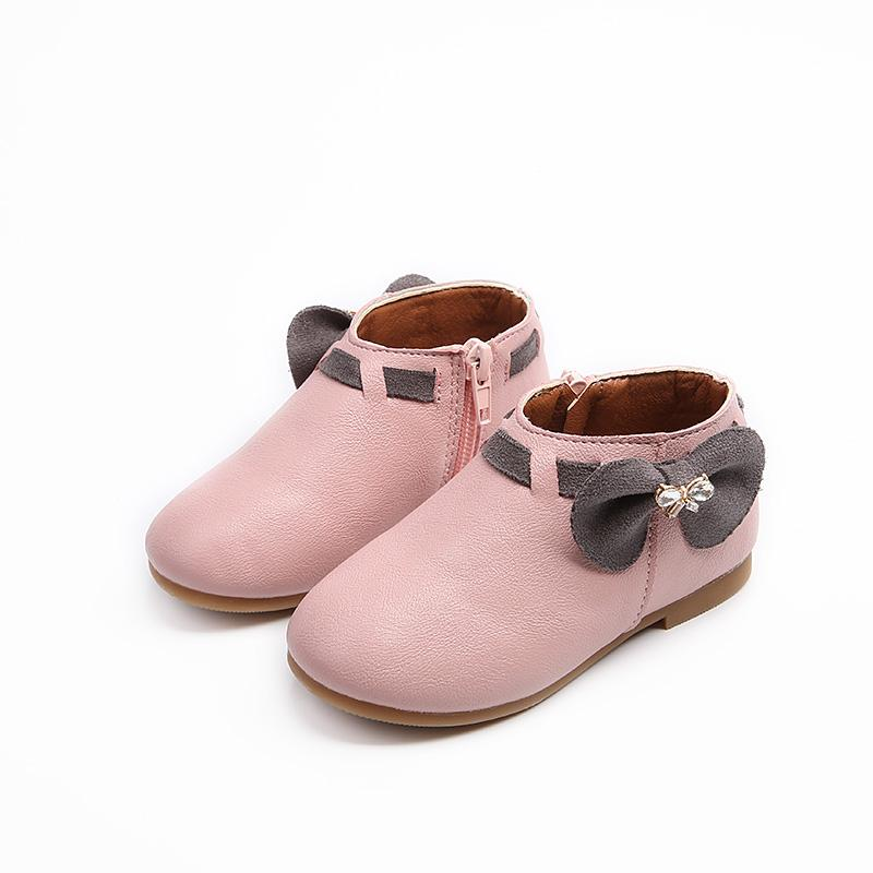 Lights & Lighting Intelligent Baby High Tube Boots Winter Fashion Child Girls Snow Shoes Warm Plush Soft Bottom Baby Girls Boots Winter Snow Boot For Baby