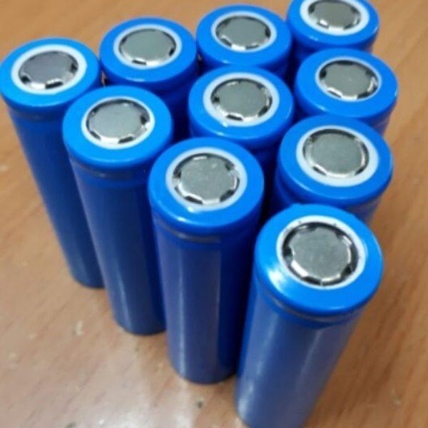 Hình ảnh combo 2 Pin 3.7V quạt sạc
