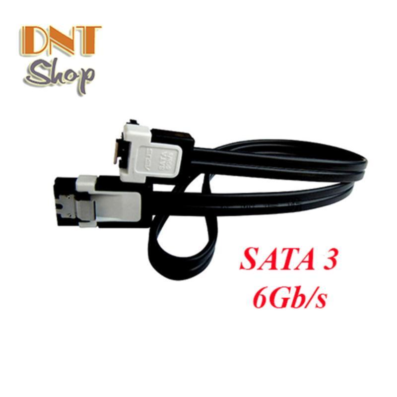 Bảng giá Cáp | Cable SATA 3 (6Gb/s) - Hàng Zin theo Main Giga/Asus dùng cho Máy Bàn/Server Phong Vũ