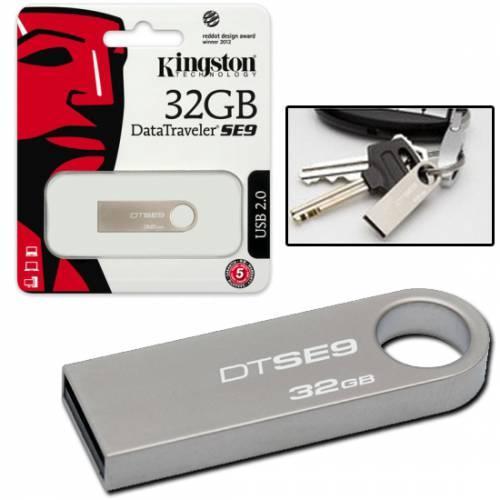 USB Kingston 2.0 DataTraveler SE9 32GB