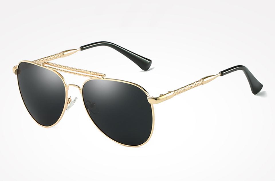 ELITERA แบรนด์ดีไซน์แว่นตากันแดดผู้ชายคุณภาพสูงการขับรถด้วยรังสี UV400 การขับขี่ชายอาทิตย์แว่นตาสำหรับผู้ชายอุปกรณ์เสริมแว่นสายตาผู้หญิงฟ้าอ่อน