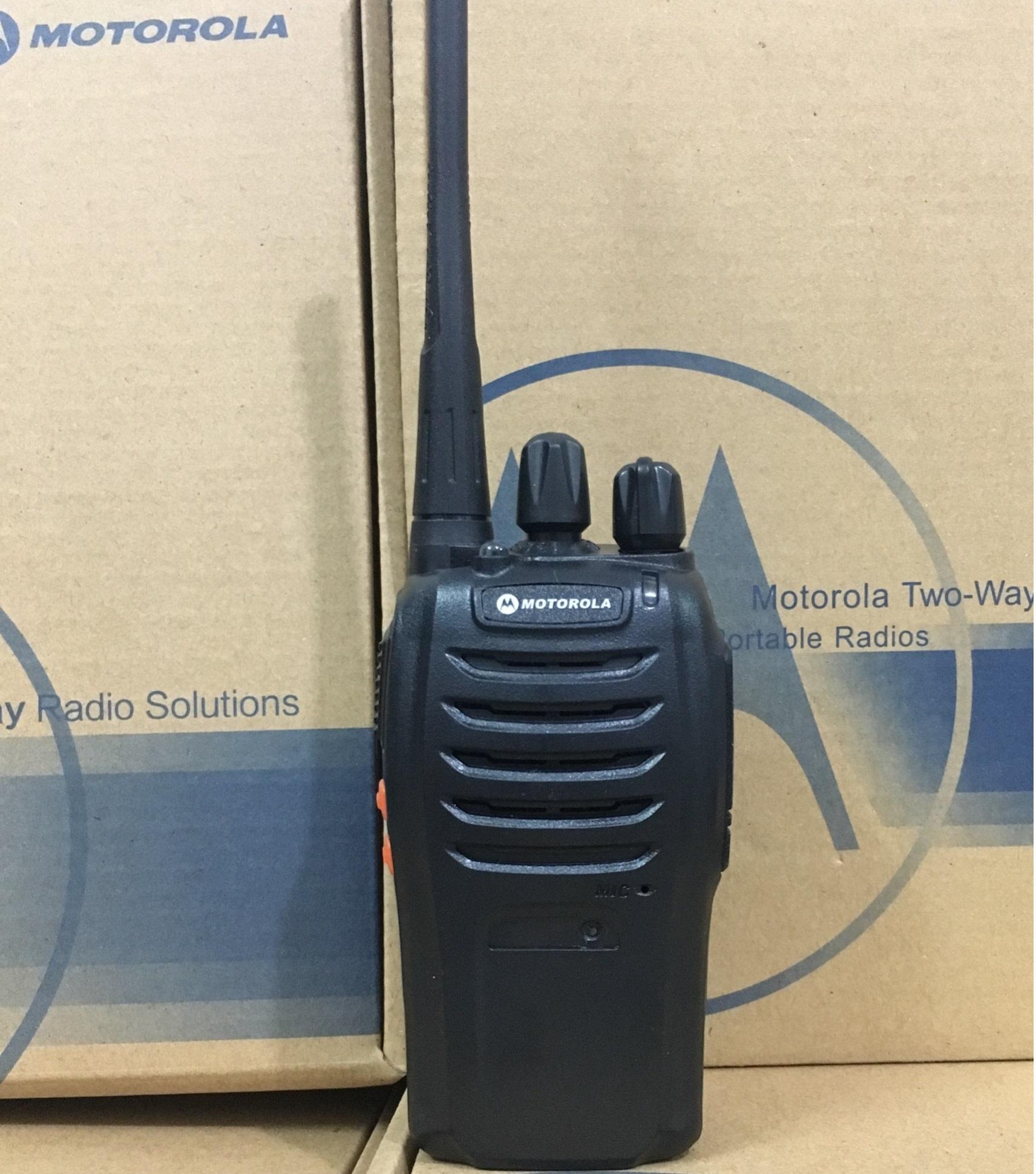 Máy bộ đàm Motorola GP668 Plus