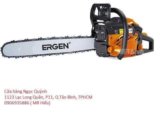 Máy cưa xích chạy xăng Ergen GS958