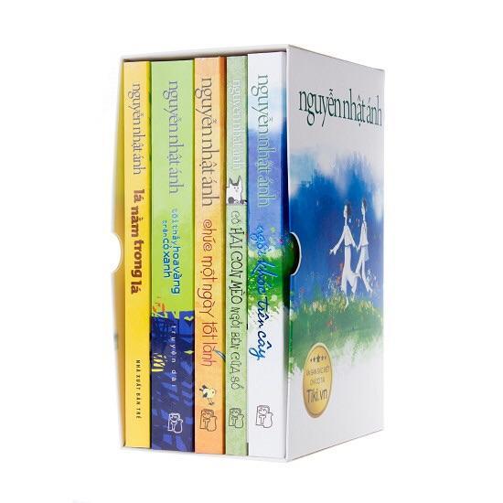 Mua Combo 7 cuốn của Tác Giả Nguyễn Nhật Ánh (Tự chọn)