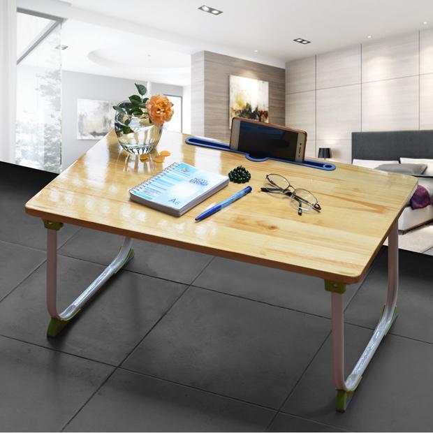 Bàn gỗ Small table folding simple SH76