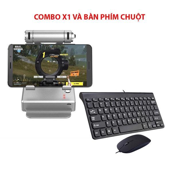 Hình ảnh Combo Mua Gamesir X1 BattleDock tặng Bộ bàn phím chuột