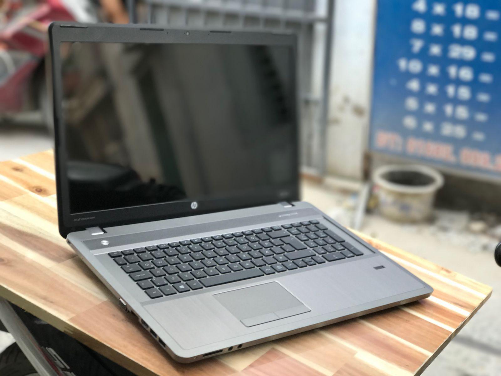 Hình ảnh Siêu Game Đồ Họa Màn 17.3in Cực Hiếm- HP probook 4740s ( i7 3520M/Ram 4G/HDD 250G/VGA AMD Radeon 7650M/ 17.3IN HD+ 1600*900)