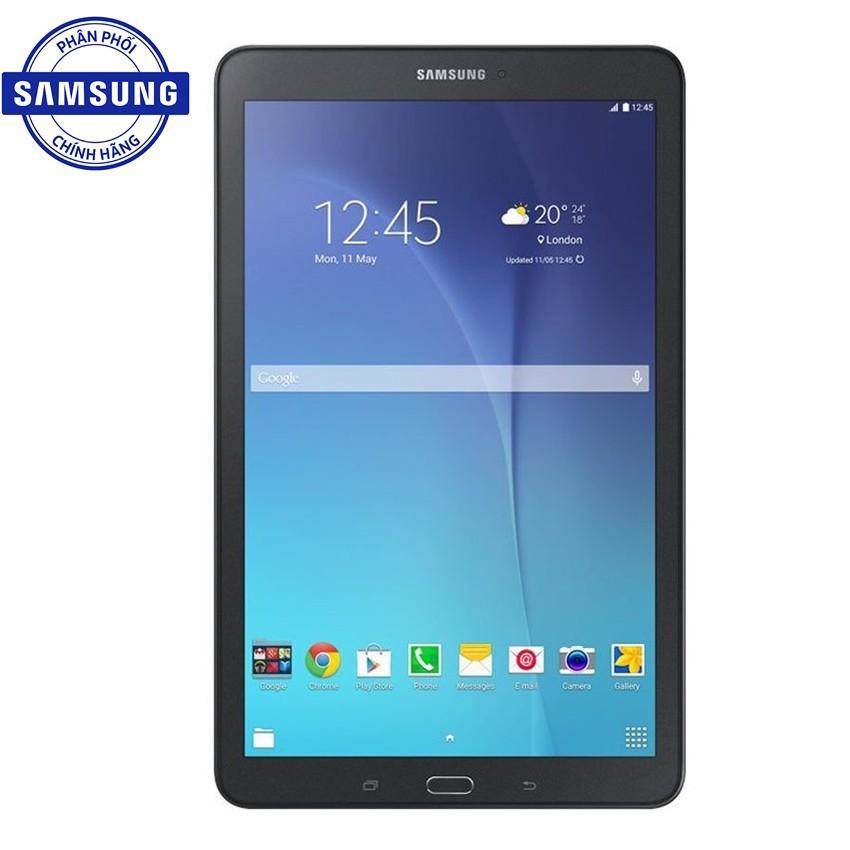 Hình ảnh Máy tính bảng Samsung Galaxy Tab E 9.6 8GB RAM 1.5GB 3G (Đen) -Hãng phân phối chính thức