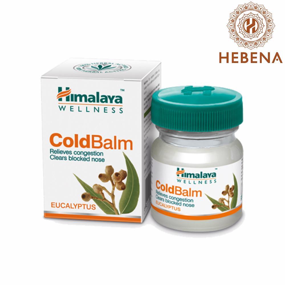 Hình ảnh Dầu trị cảm lạnh Himalaya ColdBalm - hebenastore