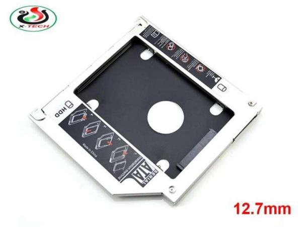 Bảng giá Khay gắn HDD/SSD cổng DVD - Caddy Bay SATA 12.5mm HC Phong Vũ