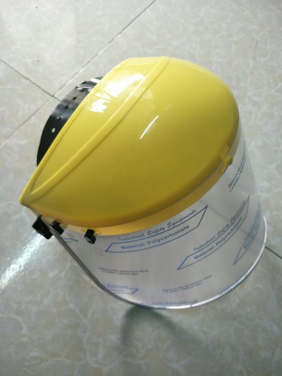 Hình ảnh Bộ mũ kính che mặt nửa đầu