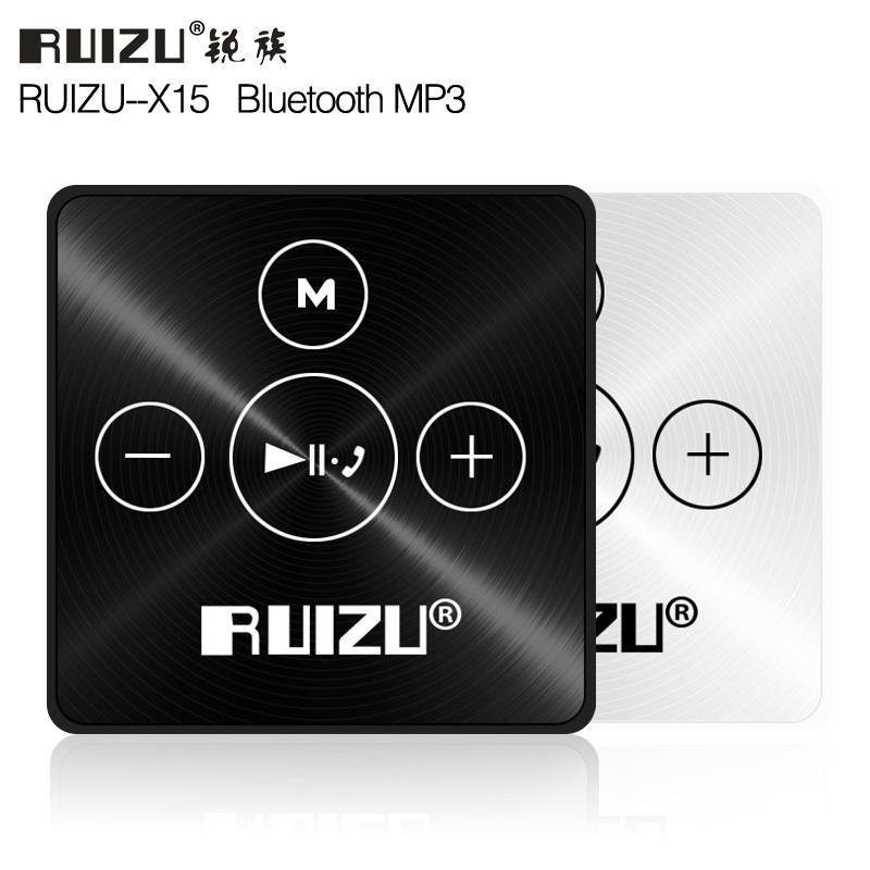 Máy Nghe Nhạc Lossless Kiêm Tai Nghe Bluetooth Receiver Ruizu X15
