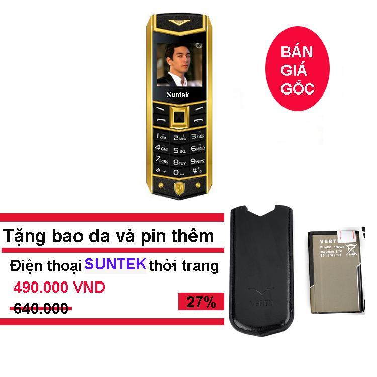 Giá Bán Điện Thoại Vertu A8 Tặng Kem Bao Da Va Pin Them Tốt Nhất