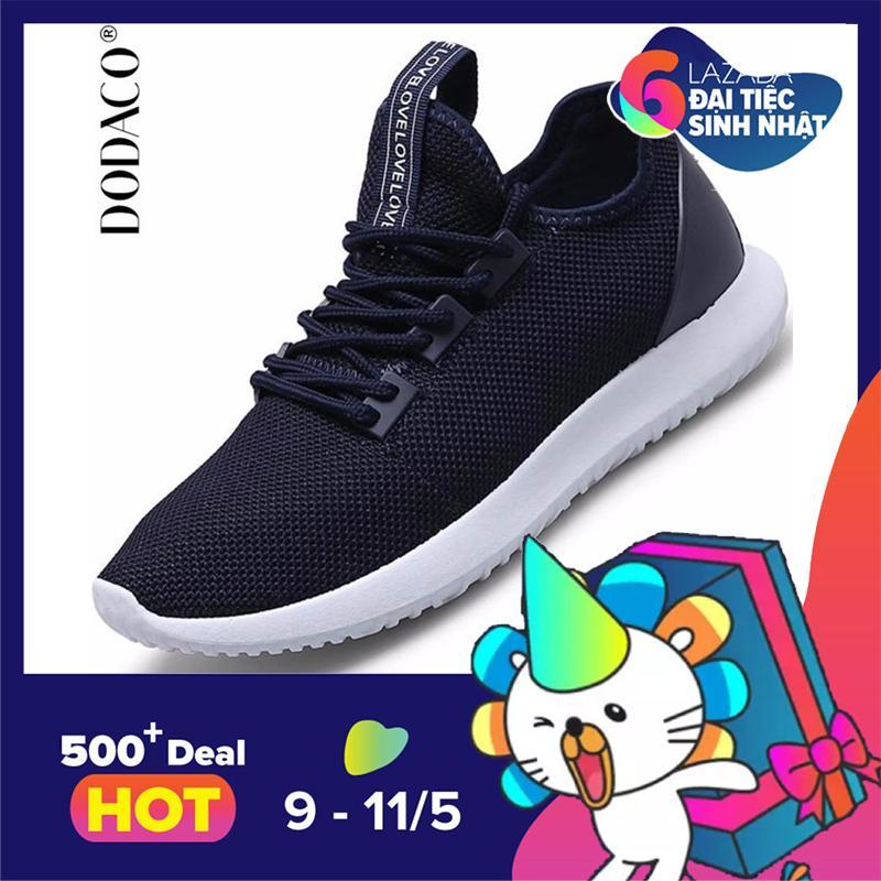 Mua Giay Sneaker Nam Giay Thể Thao Nam Thời Trang Nam Dodaco Ddc2037 Nhiều Mau Rẻ Bắc Ninh