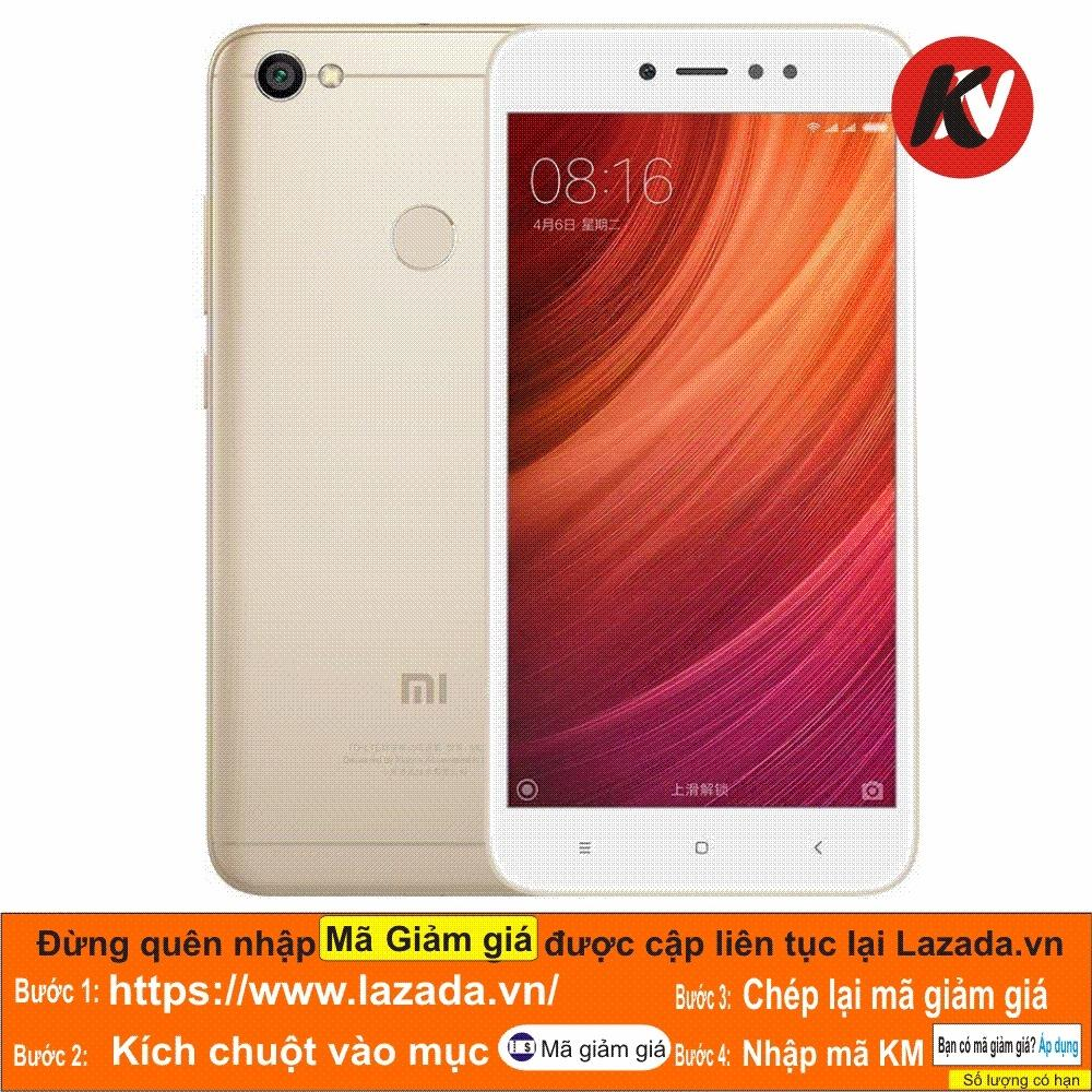 Giá Bán Xiaomi Redmi Note 5A 32Gb Ram 3Gb 2017 Prime Vang Hang Nhập Khẩu Xiaomi