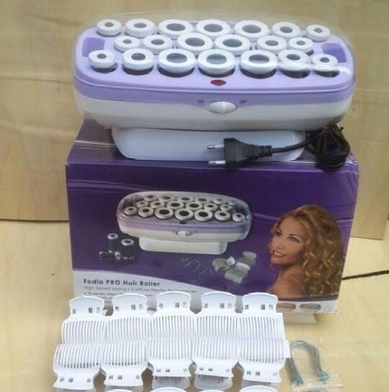 Bộ uốn tóc dùng nhiệt Cadac Pro Hair Roller ( lô uốn ) 20 ống - máy uốn tóc tại nhà. giá rẻ